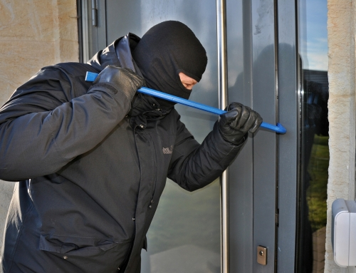 UK's top 20 burglary hotspots revealed