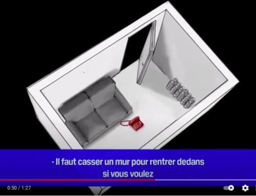 Ancien directeur de Charlie Hebdo dispose d'une Panic Room